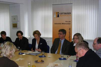"Der Cottbuser Aufbruch lobt den ""Cottbuser Toleranzpreis"" aus!"