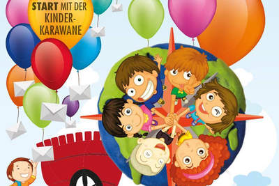 Weltkindertag 21. September 2015 in Cottbus