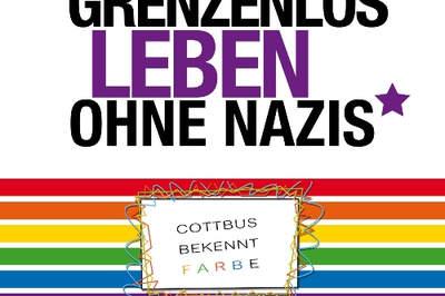 Grenzenlos Leben ohne Nazis