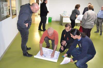 Richtungsweisender Workshop des Cottbuser Aufbruchs