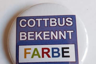 """Aufruf """"Cottbus bekennt Farbe 2018"""""""
