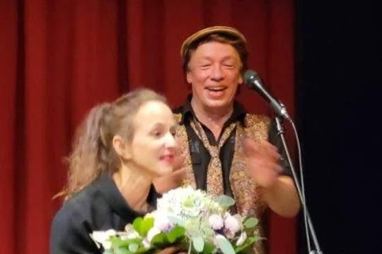 Yiddish Jazz Chansons im Glad House in Cottbus