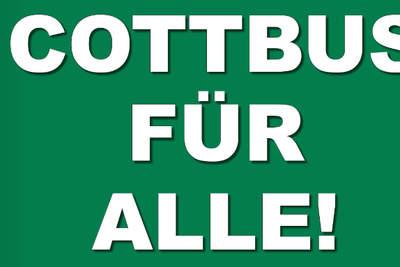 """Einladung zum Planungstreffen """"Cottbus bekennt Farbe"""""""