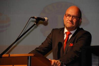 Rede von Michael von Bronk zur Toleranzpreisverleihung