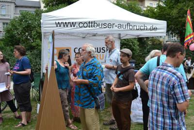 Cottbus open - voller Erfolg