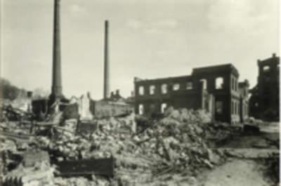 information zum 65 jahrestag des bombenabwurfes auf die stadt cottbus am 15.02.1945